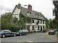 TM1478 : The Crossways Inn, Scole by Adrian S Pye