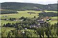 NJ1636 : Cragganmore Distillery by Dorothy Carse