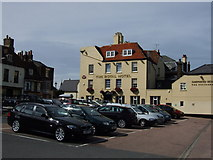 TR3752 : The Royal Hotel, Deal by Chris Whippet