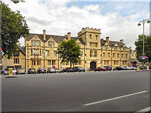 SP5106 : St John's College, Oxford by David Dixon
