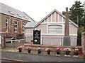 NT9249 : Horncliffe war memorial by Richard Webb