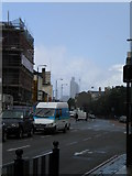 TQ3581 : Commercial Road E1 by Robin Sones
