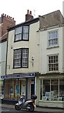TA1767 : Bookmakers, High Street, Bridlington by Stefan De Wit