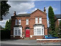 SE5023 : The Manse Residential Home for the Elderly - Rope Walk by Betty Longbottom