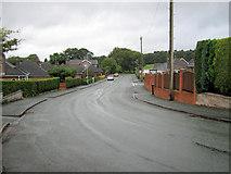SJ8958 : Looking down Greenway Road by Jonathan Kington