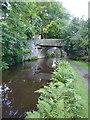 SD9323 : Dobroyd Road Bridge by Alexander P Kapp