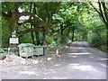 NX3442 : Monreith Estate by Andy Farrington