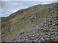 NN1242 : The final climb by Hugh Venables
