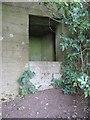 SU5985 : Blocks in the entrance by Bill Nicholls