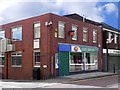 SD6505 : Westhoughton Post Office by David Dixon