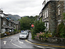 NY3704 : Millans' Park, Ambleside by Peter S