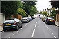TQ1570 : Adelaide Road, Teddington, Surrey by Peter Trimming