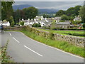 SD3795 : Near Sawrey, Cumbria by Peter S