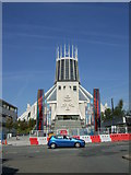 SJ3590 : Liverpool's Roman  Catholic Cathedral by Richard Hoare