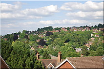 SU9948 : View across Guildford by N Chadwick
