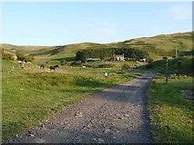 NT8425 : Burnhead Farm by Oliver Dixon
