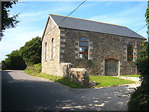 SW7145 : Converted chapel at Wheal Rose by Rod Allday