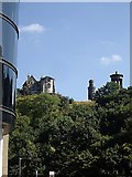 NT2674 : View up Calton Hill by Stanley Howe
