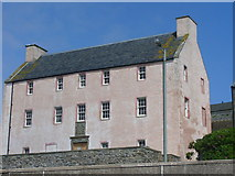 """HU4039 : The """"Laird's House"""", Scalloway by Colin Smith"""
