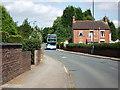 SP3184 : Bennetts Road, Keresley by John Brightley