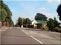 SE0724 : Burnley Road (A646), Halifax by David Dixon