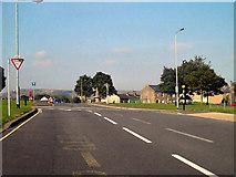 SE0824 : Spring Edge/Free School Lane Junction by David Dixon