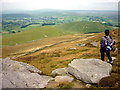 SE0060 : Stebden Hill (385m) by Karl and Ali