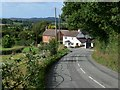 SO7980 : Trimpley Lane enters Shatterford by Mat Fascione