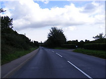 TM4077 : B1123 Southwold  Road, Holton by Adrian Cable
