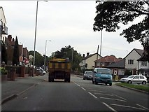 SO9096 : Penn Road (A449) at Mount Road junction by J Whatley