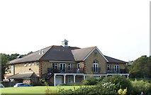 SU5701 : Club house, Lee-on-the-Solent Golf Club by Margaret Sutton