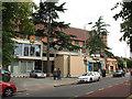 TQ2573 : St Michael's Southfields: new extension by Stephen Craven