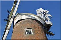 TM1678 : Billingford Windmill Cap by Ashley Dace