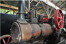 TM0458 : Traction Engine by Ashley Dace