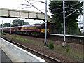 NS5264 : Hillington East railway station by Thomas Nugent