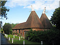 TQ5064 : The Oast House Park, Gate Road, Chelsfield, Kent by Oast House Archive