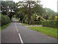 SJ6150 : Baddiley Lane, Ravensmoor by David Dixon
