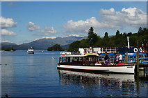SD4096 : Bowness-on-Windermere, Cumbria by Peter Trimming