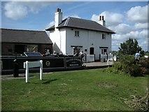 SP6989 : Foxton Locks-Top Lock by Ian Rob