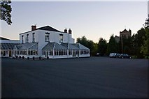 SJ5608 : Wroxeter Hotel by Mike White