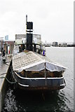 SJ3392 : Steam tug/tender Daniel Adamson by Chris Allen