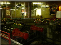 SE1632 : The end of the line, Bradford Interchange by Ian S