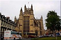 ST7564 : Bath Abbey by Steve Daniels
