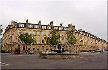 ST7565 : Laura Place in Bath by Steve Daniels
