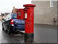 J3471 : Pillar box, Belfast by Albert Bridge