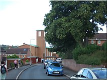 SX9593 : St Boniface Church, Whipton by David Smith