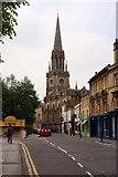 ST7565 : Walcot Street in Bath by Steve Daniels