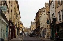 ST7565 : Looking up Broad Street by Steve Daniels