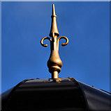 J3472 : Bandstand, Ormeau Park, Belfast (2) by Albert Bridge