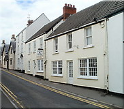 ST5393 : First Hurdle guest house, Chepstow by Jaggery